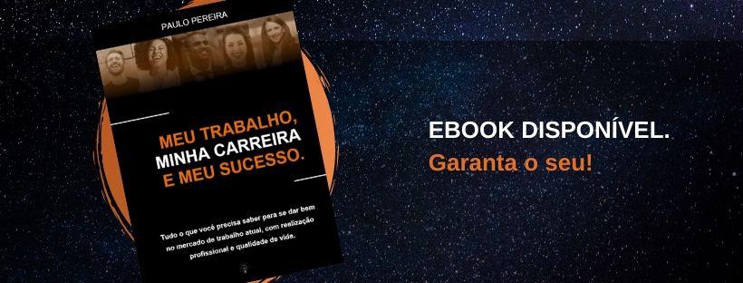 Ebook Meu Trabalho, Minha Carreira e Meu Sucesso - Paulo Pereira