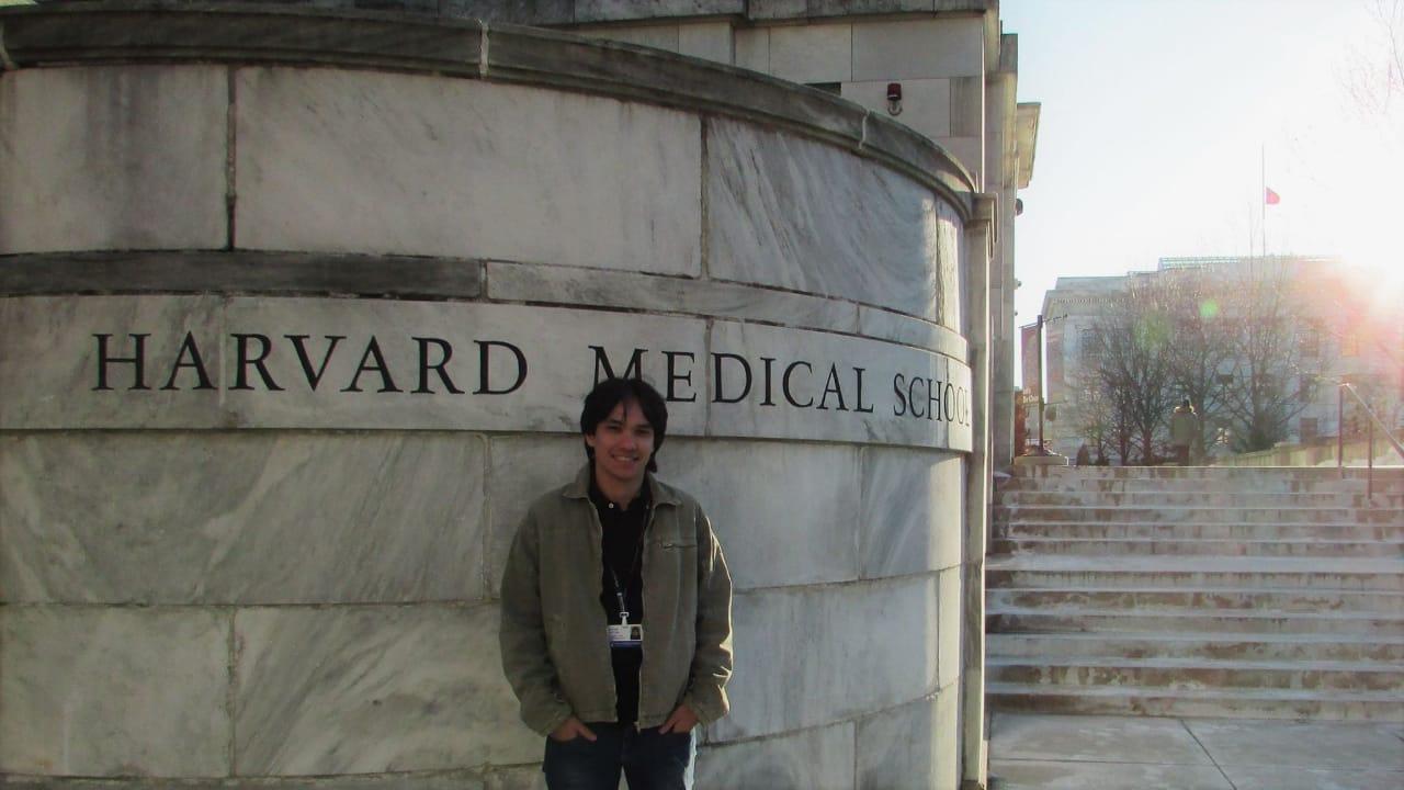 Victor Fattori Harvard