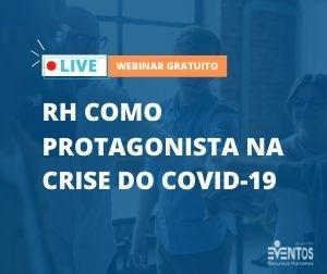 RH Protagonista na Crise COVID-19