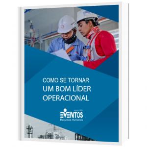 Ebook Liderança Operacional Eventos RH