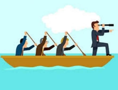 Compartilhar poder para ter Poder: O sucesso de Líderes notáveis
