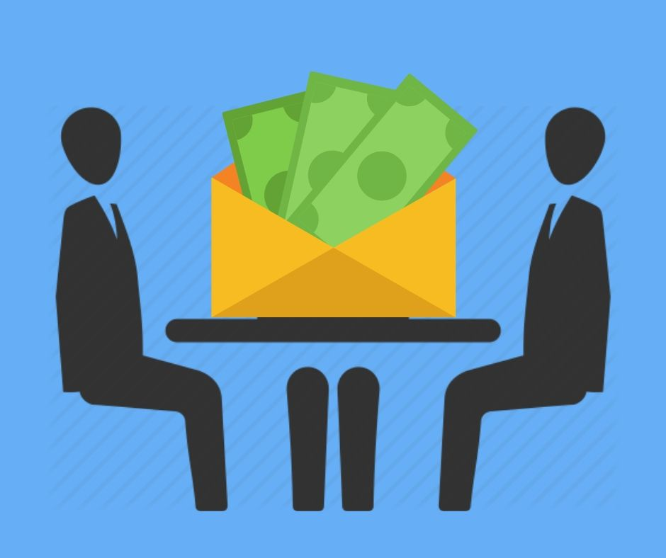 Negociar salário no processo seletivo