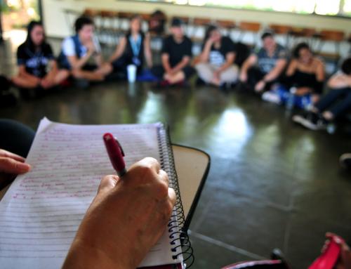 DINÂMICAS, TESTES E AVALIAÇÕES NO PROCESSO SELETIVO