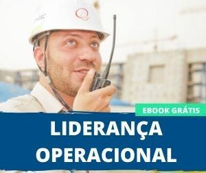 Liderança Operacional Ebook Grátis