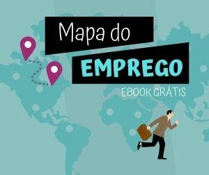 EBOOK GRÁTIS MAPA DO EMPREGO