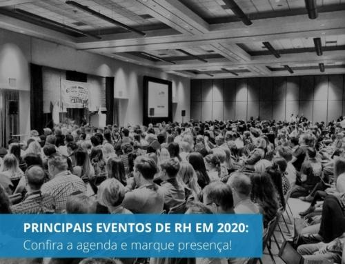 PRINCIPAIS EVENTOS DE RH EM 2020
