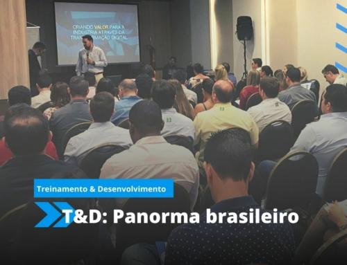 T&D: DESTAQUES DO ESTUDO PANORAMA DE TREINAMENTO NO BRASIL